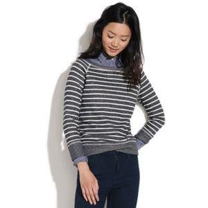Madewell Hi-Line Smokeshadow Sweatshirt